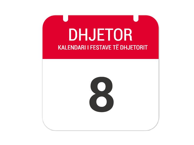 """8 Dhjetor – """"Festa e Dijes"""""""