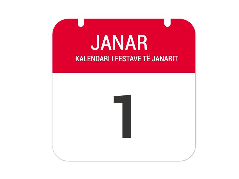 1 Janar - Festë e njësisë administrative Skëndërbegas