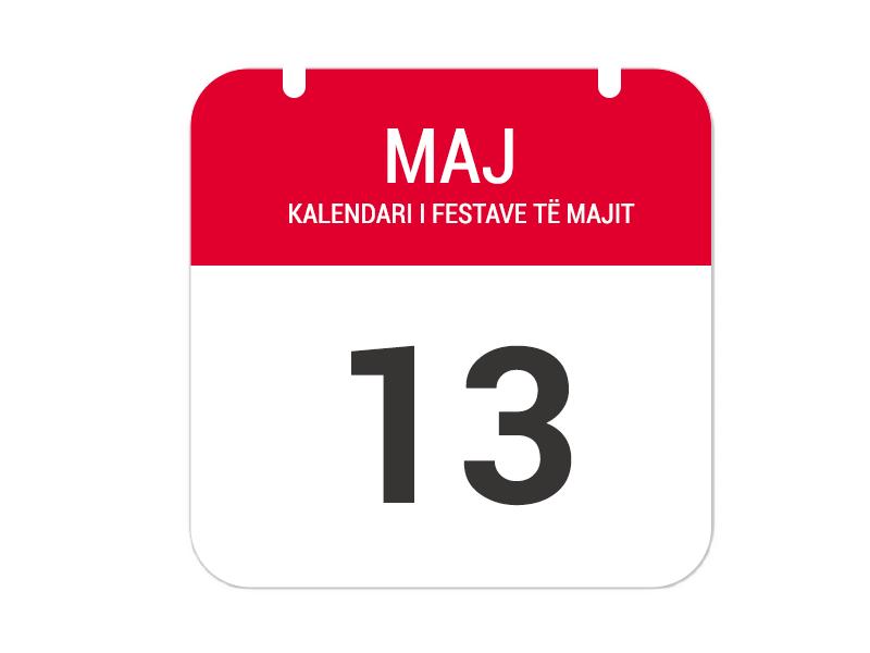 """13 Maj – """"Koncerti i Pranverës"""""""