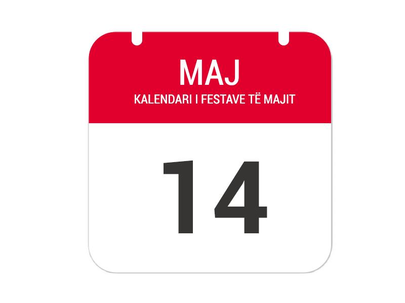 """14 Maj - """"Festa e Shelgut"""""""