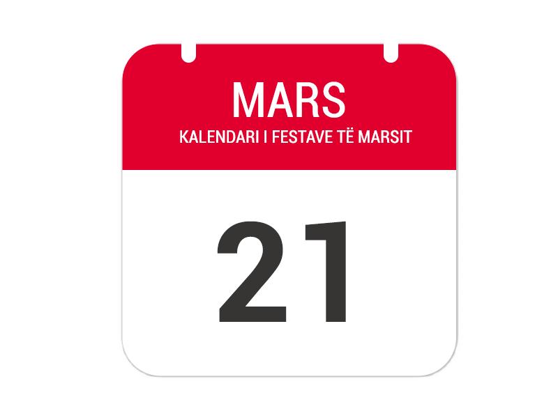 21 Mars - Dita Ndërkombëtare e Ujit