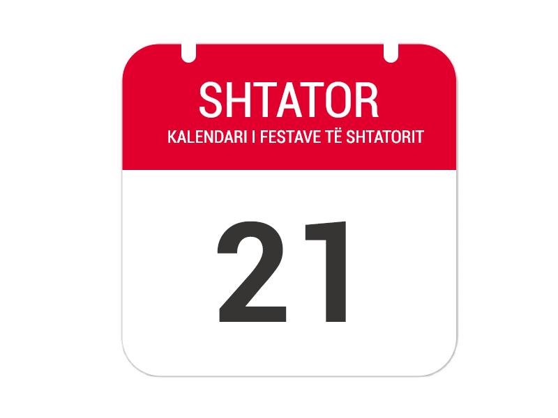 """21 shtator – """"Festa e Kostandinit"""""""