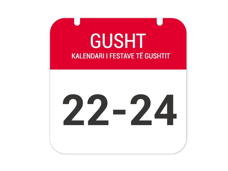 """22-24 Gusht – Festivali Folklorik """"Liqenet e Dumresë"""""""