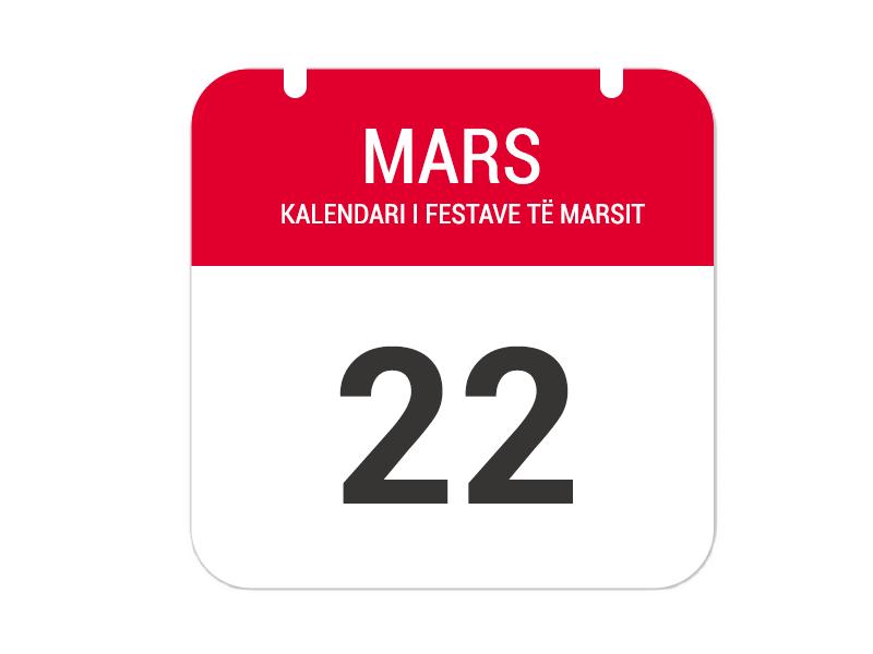 22 Mars - Festa e Baba Fekës