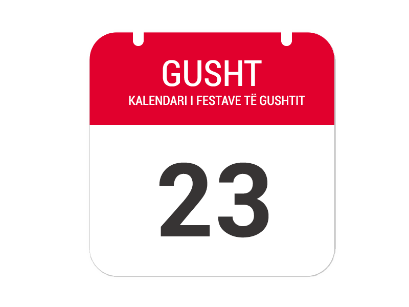 """23 Gusht - """"Festa e Tyrbes së Baba Azemit"""""""