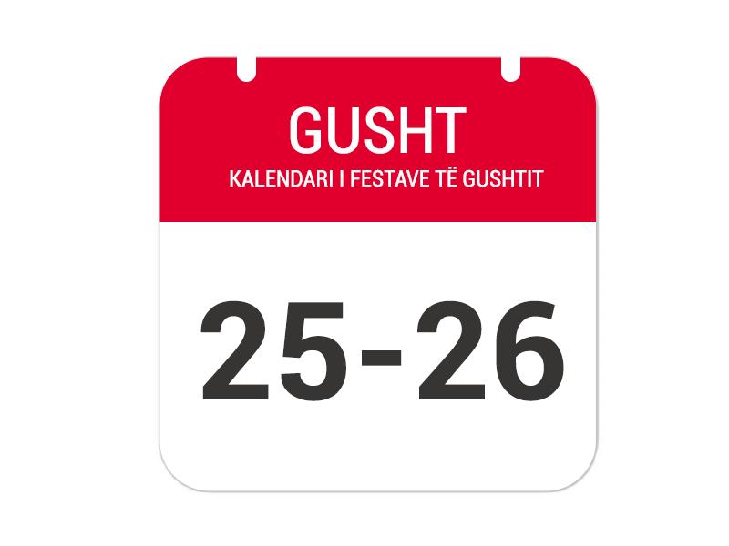 """25-26 Gusht – """"Dita e Emigrantëve"""""""