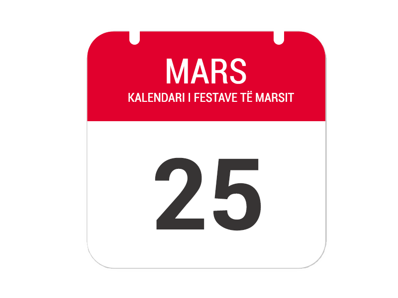"25 Mars - ""Dita e Sulltan Nevruzit"""