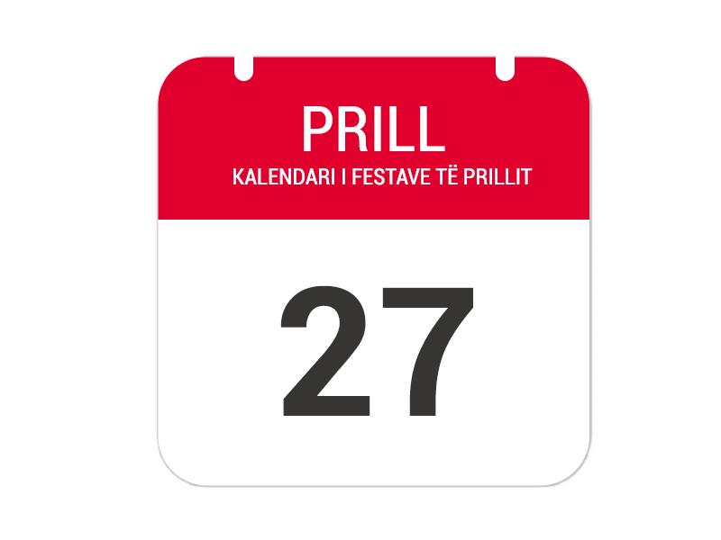 """27 Prill – """"Festa e Balonave"""", Gradishtë"""