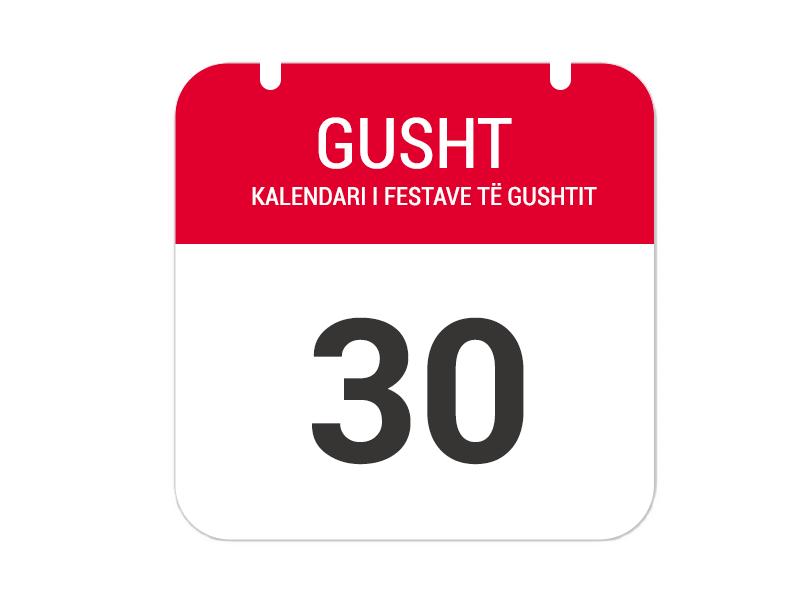 """30 Gusht- """"Festa e Hotolishtit"""""""
