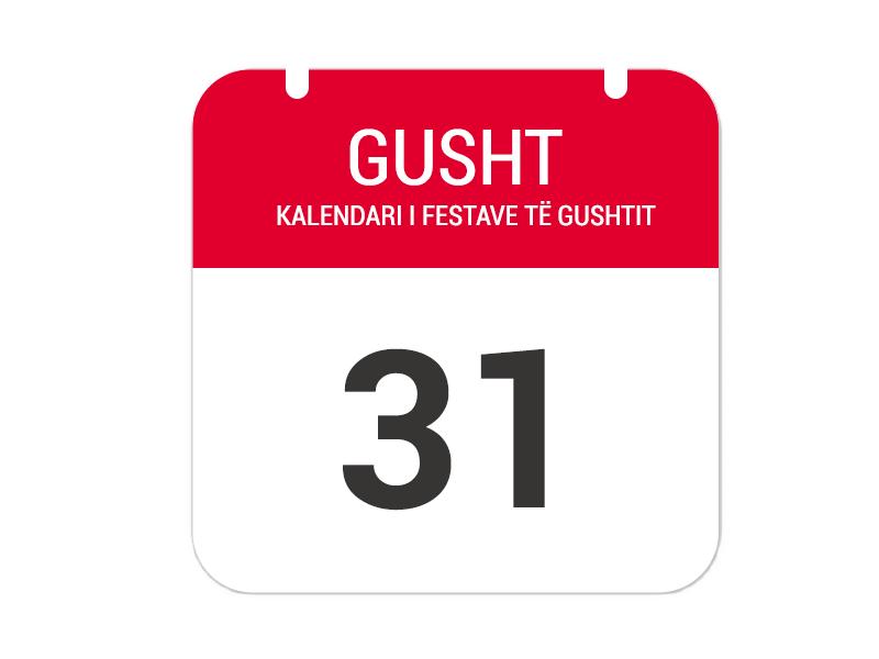 """31 Gusht - Festa e """"Tyrbes së Komjanit"""""""