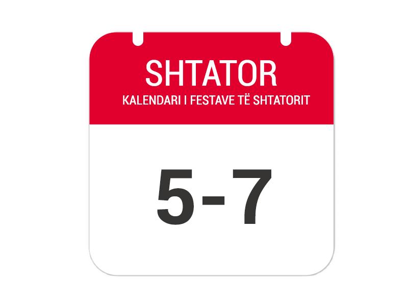 "5-6-7 Shtator - Festivali Fest Folk ""Vallja dyshe nëpër breza"""