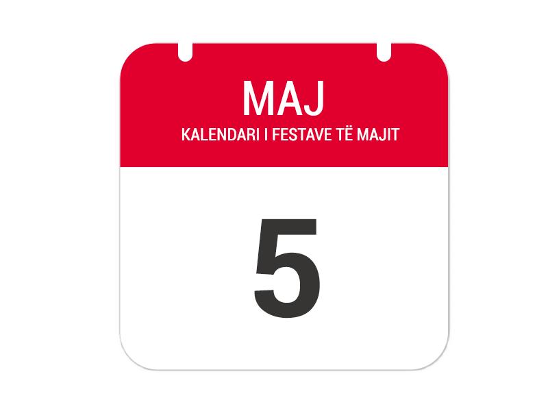"""5 Maj - """"Dita e Shërgjergjit"""""""