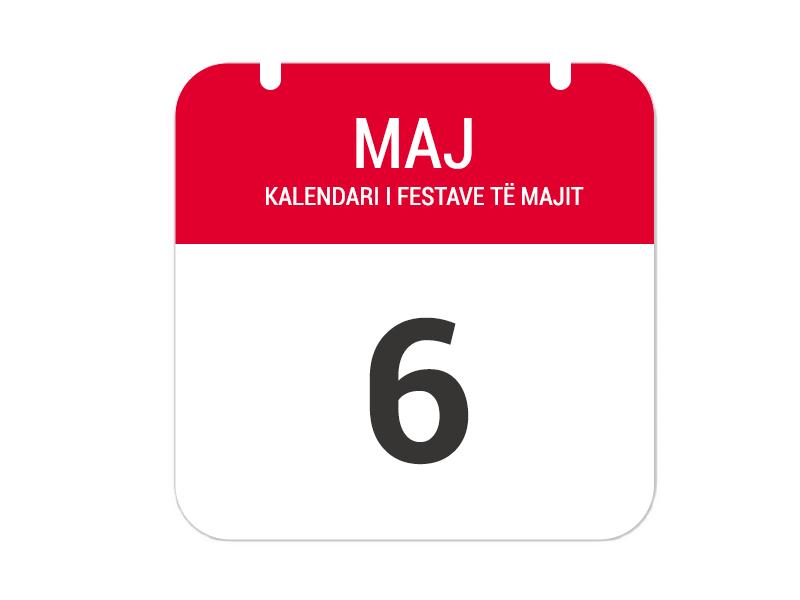 "6 Maj - Festa tradicionale ""Dita e Baba Islamit"""