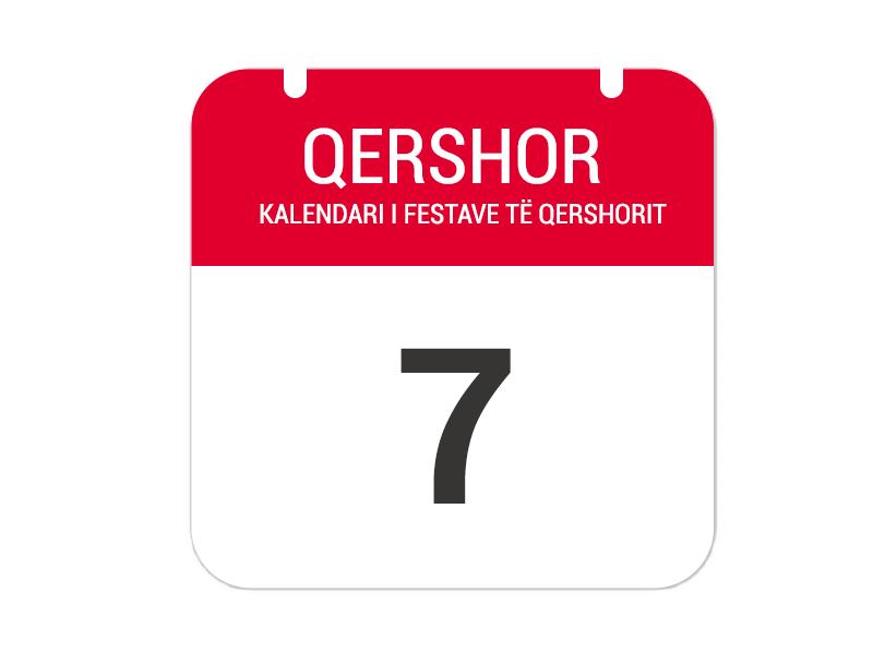 """7 Qershor – """"Festa e Qarrishtës"""""""