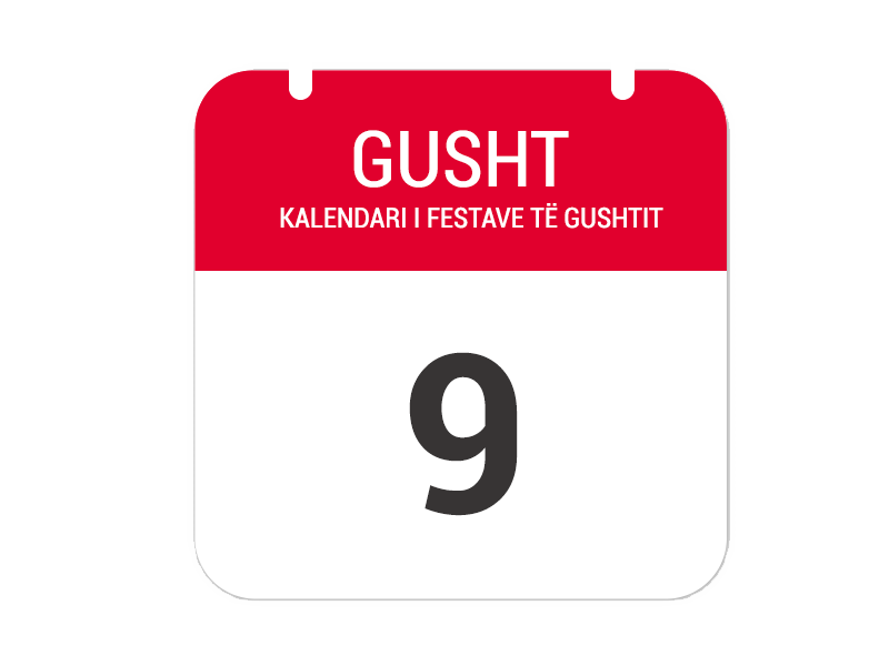 """9 gusht – """"Festa e Shebenikut"""""""