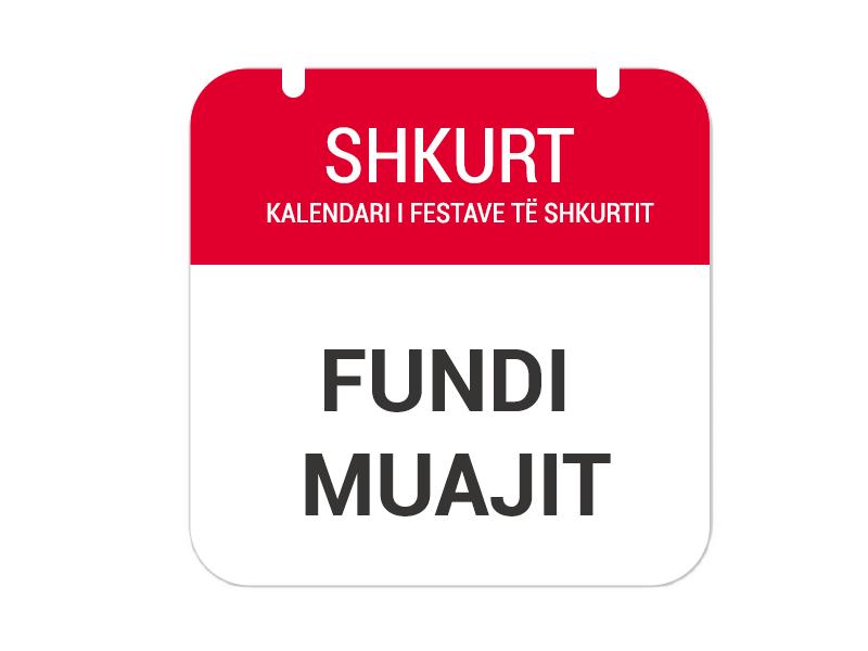 Fundi i Muajit Shkurt -Koncert Festiv